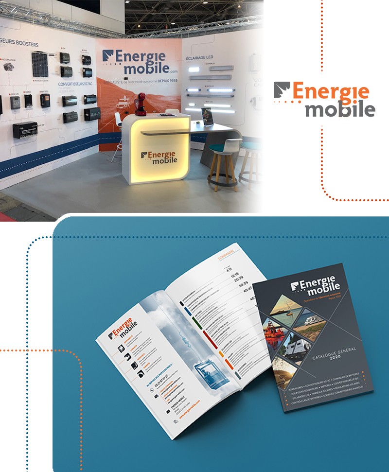 energie mobile montage